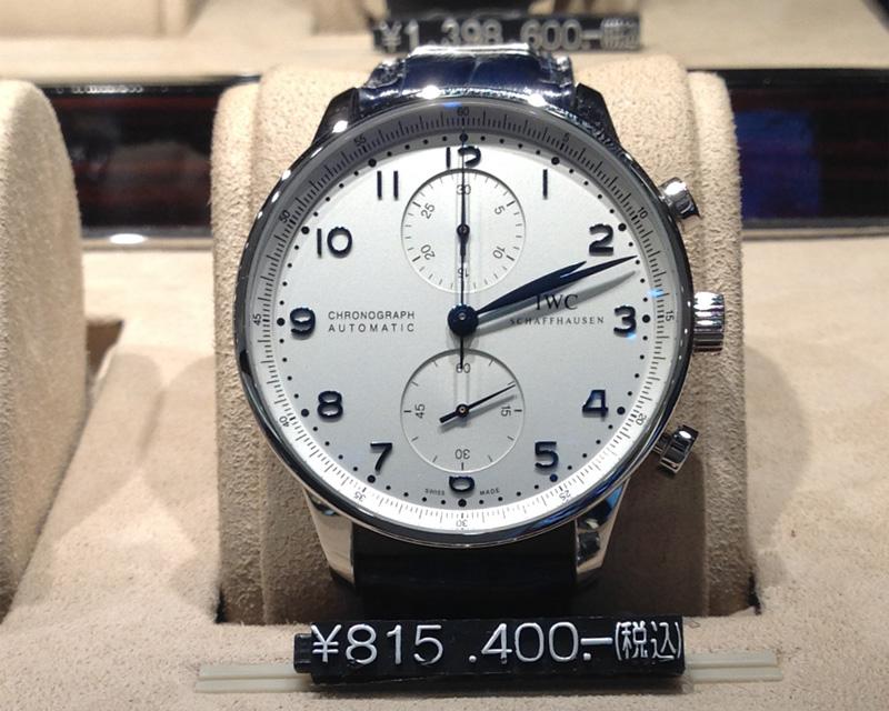 IW371446 ¥815,400 ステンレススティール ケース , 自動巻き , 直径 40.9 mm
